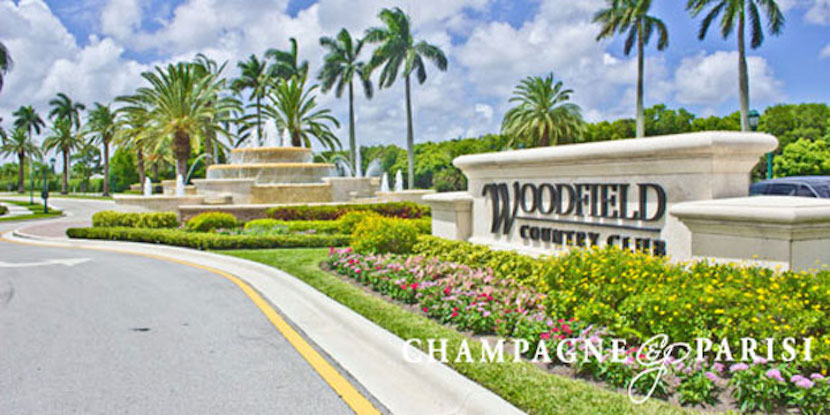 Woodfield Country Club Boca Raton, FL