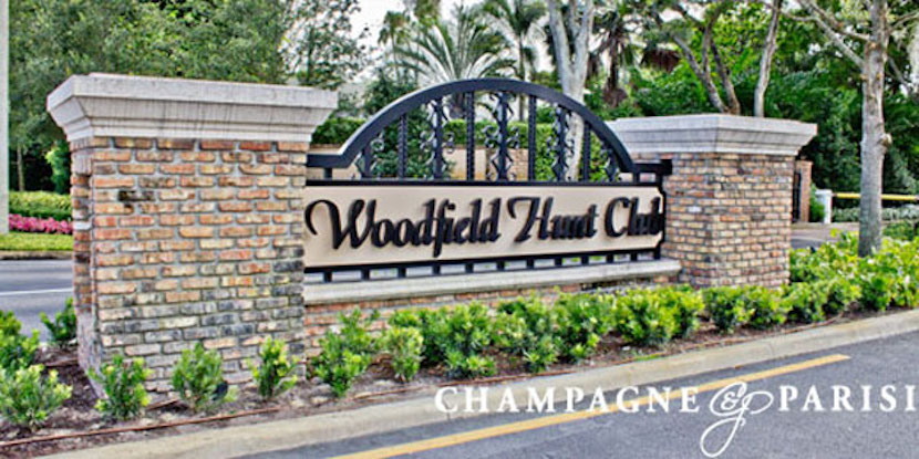 Woodfield Hunt Club Boca Raton, FL