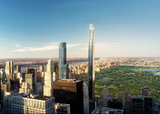 SHoP Architects recently unveiled their skinniest design yet - Inhabitat New York City