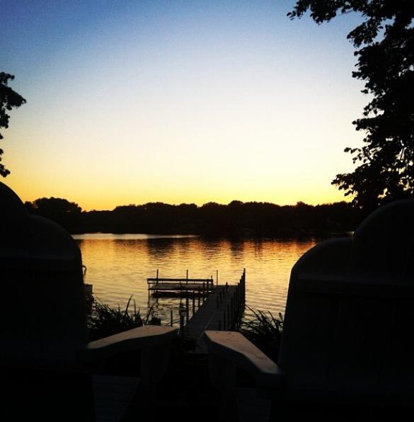 Jennings Bay Sunset