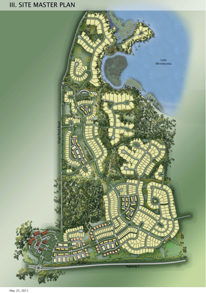 Woodland Cove - Minnetrista Development