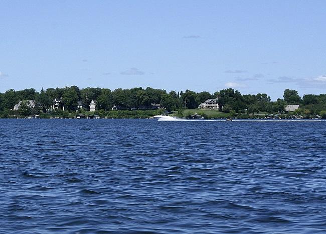 Lafayette Bay - Lake Minnetonka