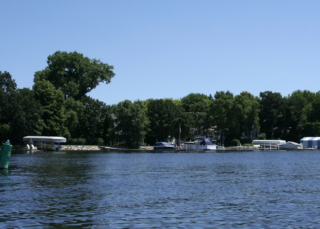 Old Channel Bay - Lake Minnetonka