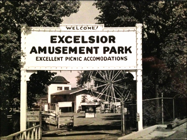 Excelsior Amusement Park - Lake Minnetonka