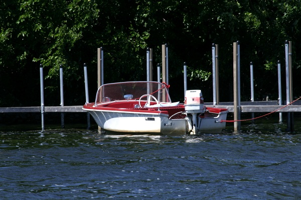 Boating - Long Lake Minnesota