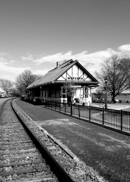 Train Depot - Wayzata Minnesota