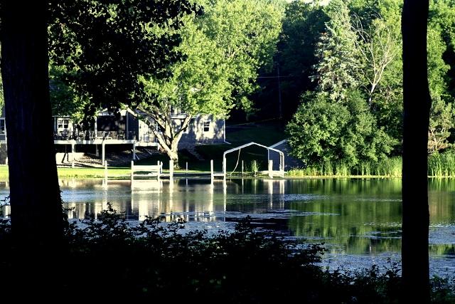 Woolsey Channel - Woodland Minnesota