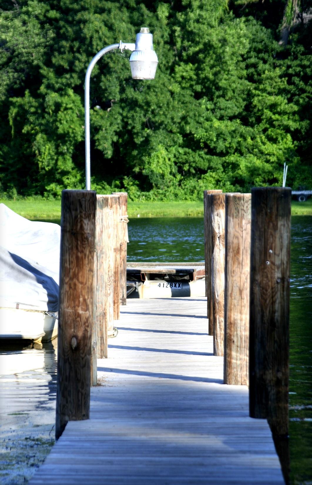 Dock - Lake Minnetonka