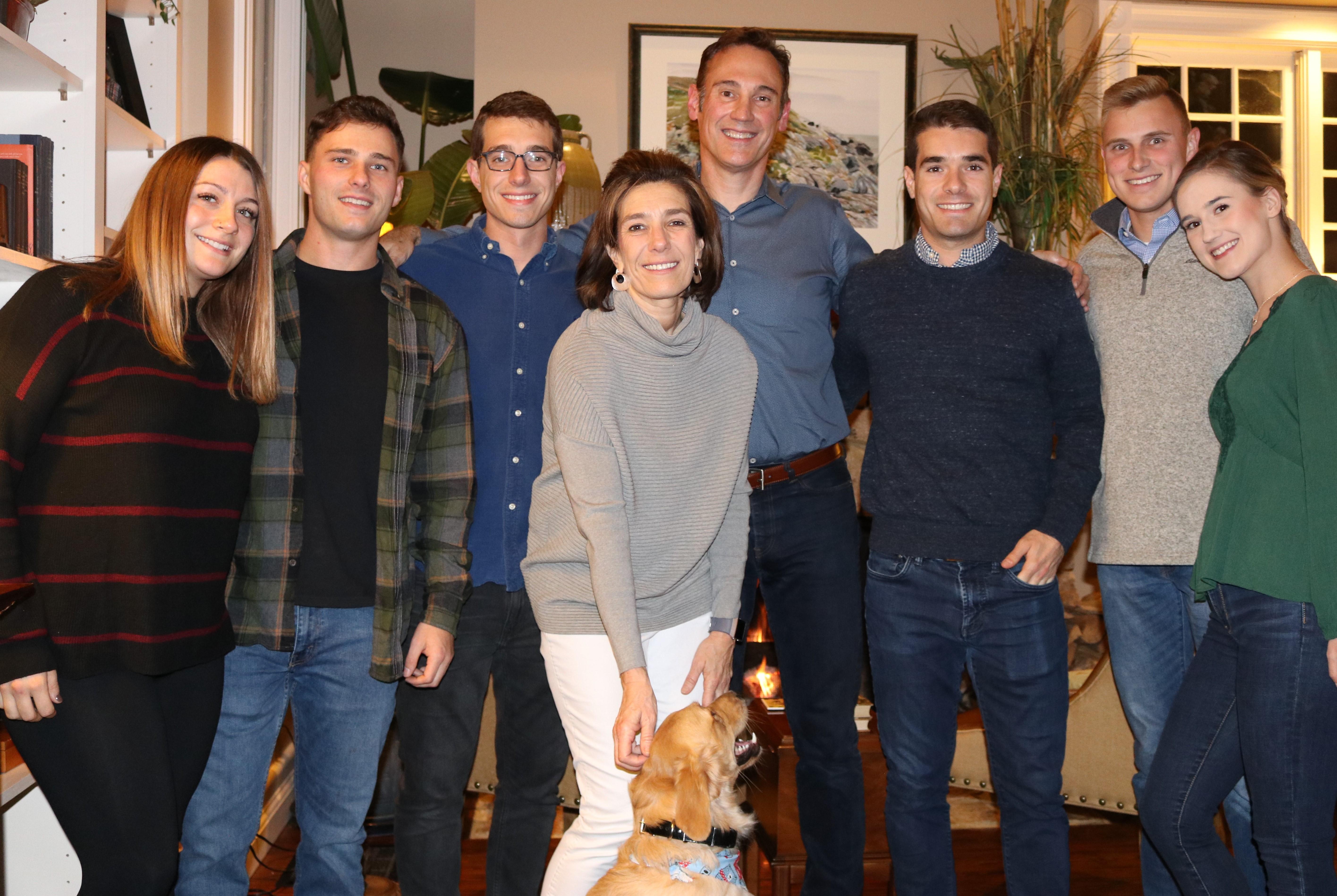 Erik's Family