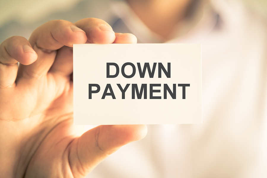 Down Payment Info
