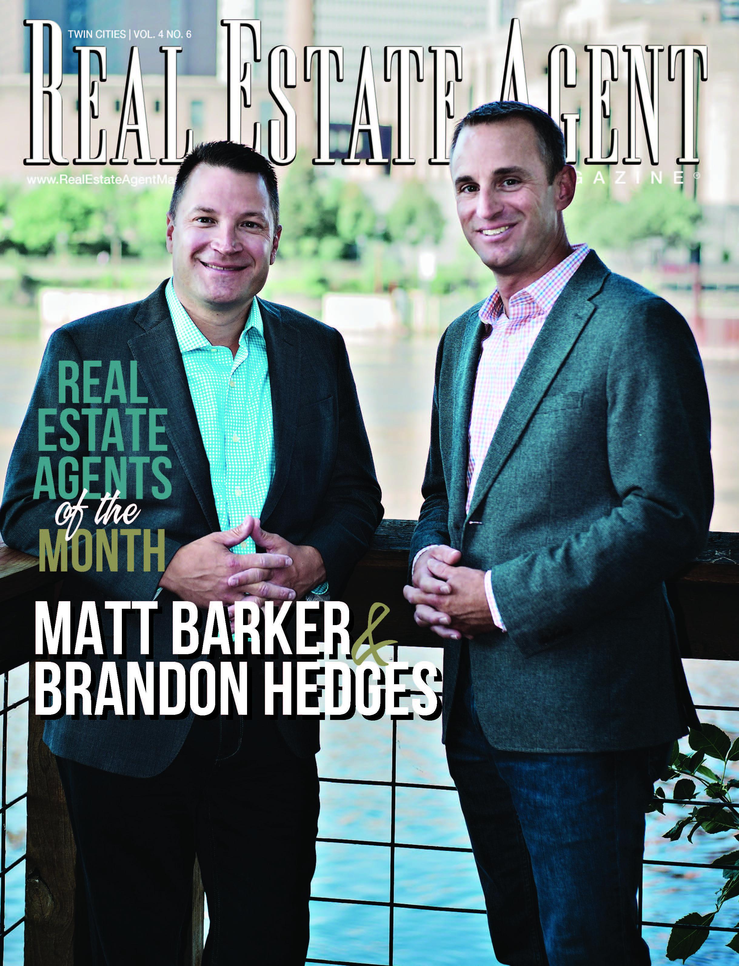 Real Estate Agent Magazine - Barker Hedges Group