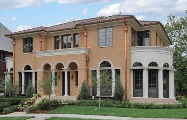 Architectural Style Italian Palladian