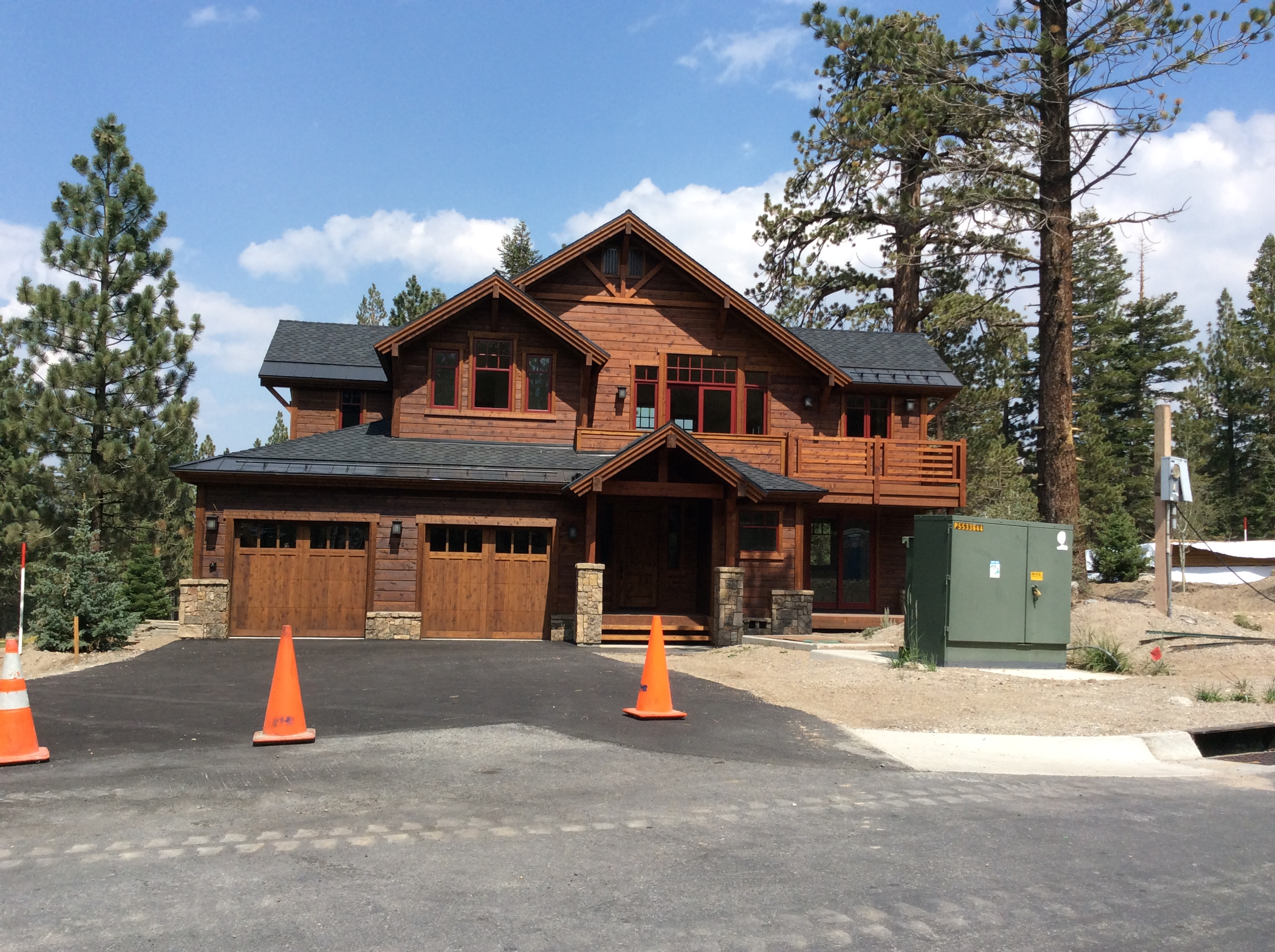 Graystone Residence VI Approaching Completion of Construction