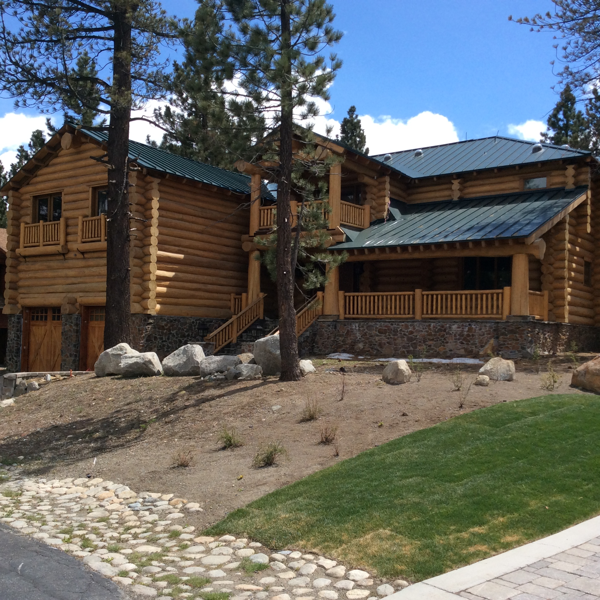 109 STARWOOD DRIVE CUSTOM LOG HOME UPCOMING REO LISTING