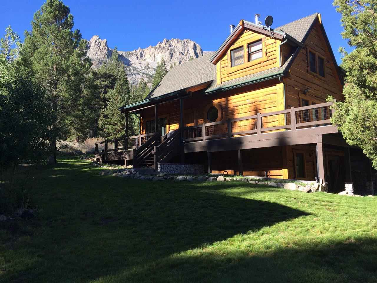 77 Shadow Pines Road in June Lake
