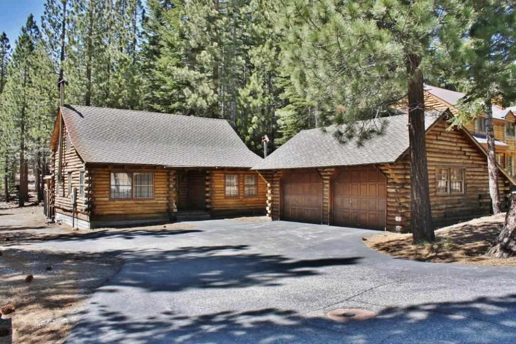 87 MAMMOTH KNOLLS DRIVE LOG CABIN