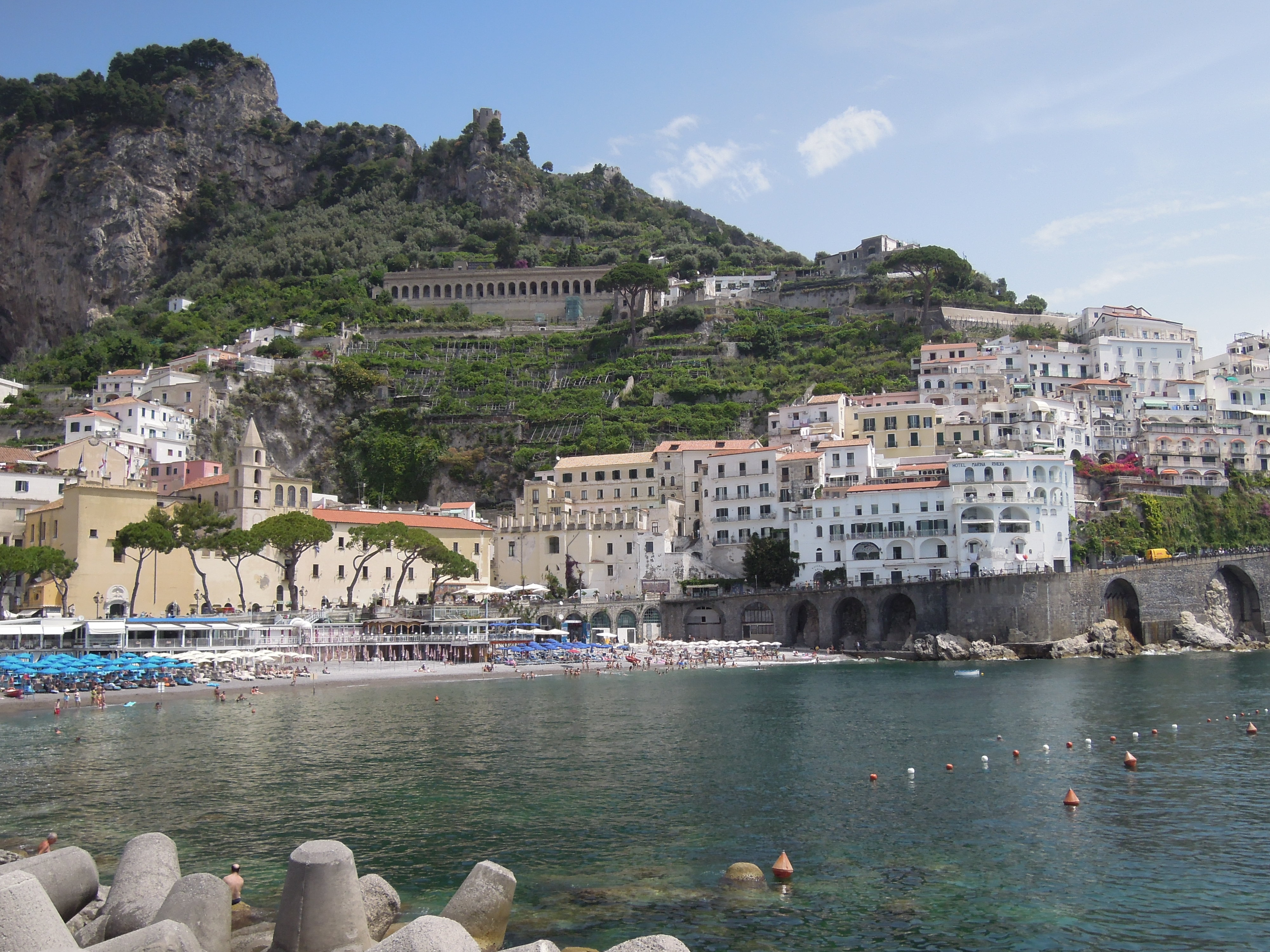 Amalfi Coast, Italy June 2019