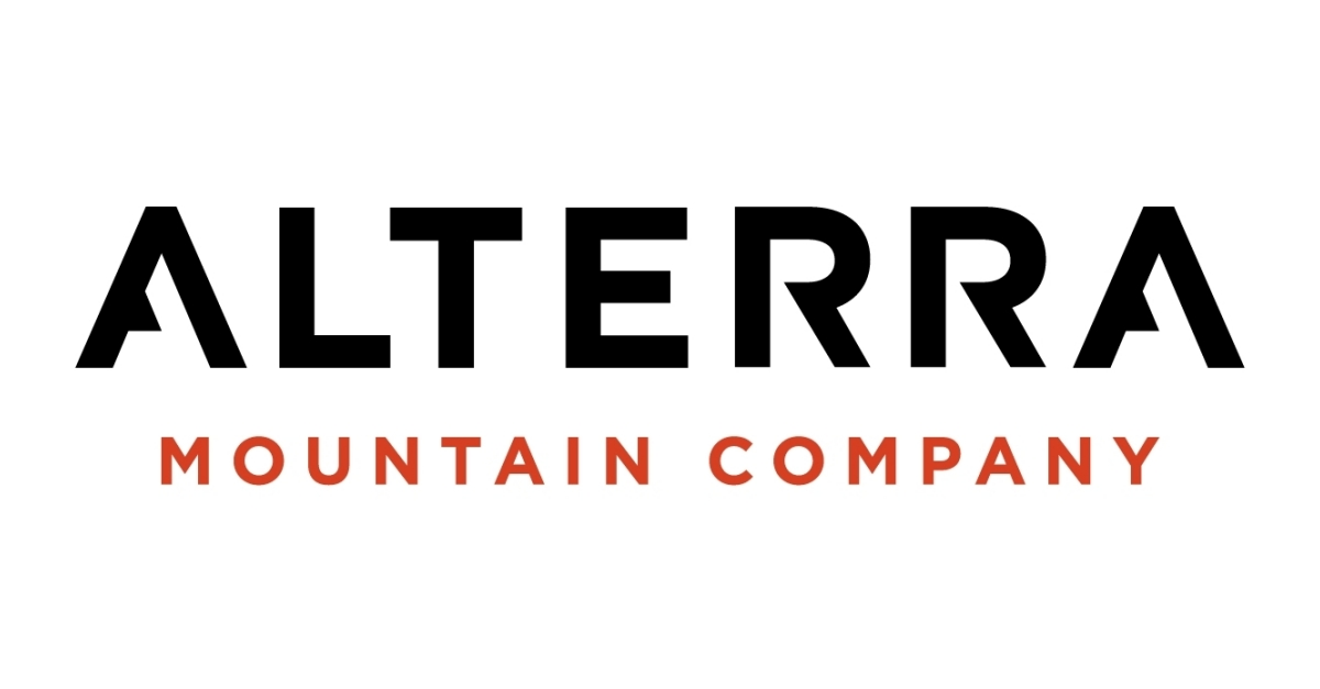 Alterra Mountain Company New Logo