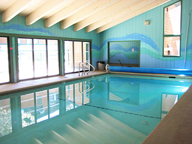 CHATEAU SANS NOM CONDOS INDOOR SWIMMING POOL