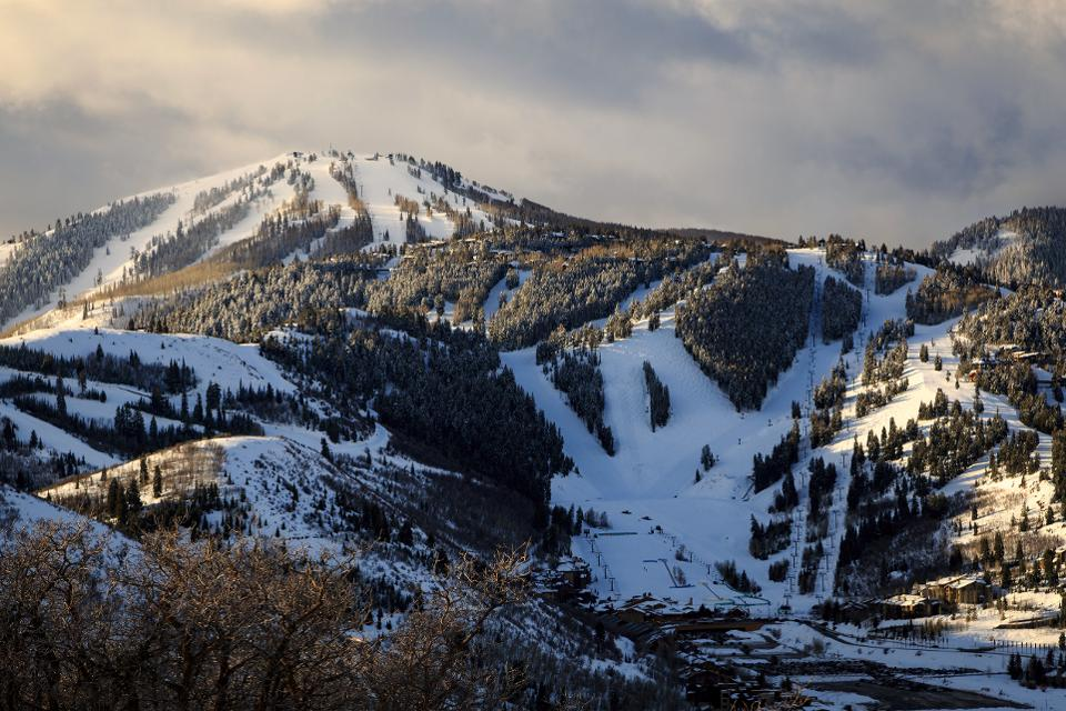 Deer Valley Ski Area, Utah
