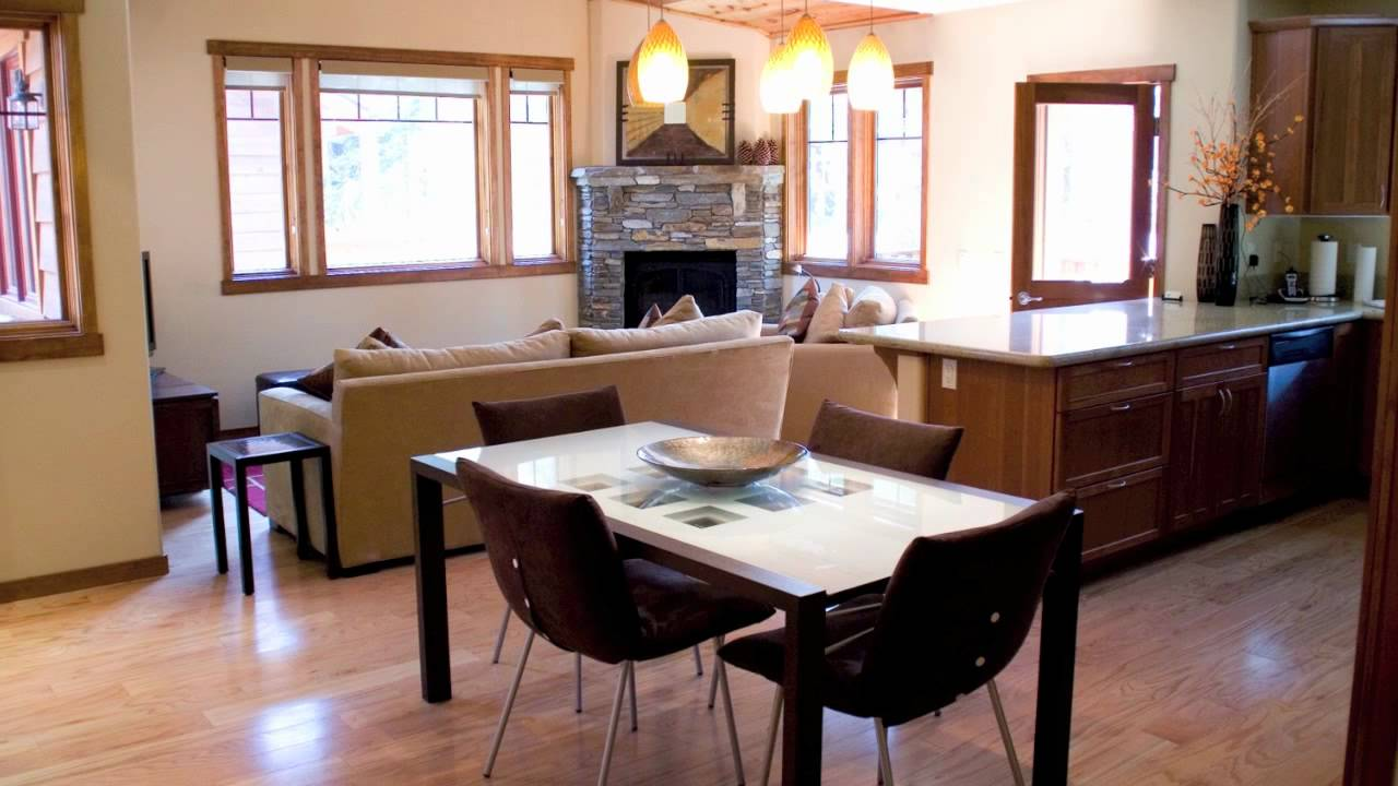 Grayfox Condos Interior of Living Room