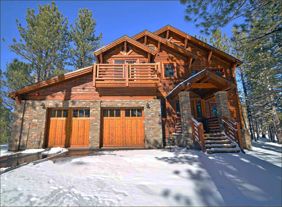 Gray Bear Craftsman Style Home
