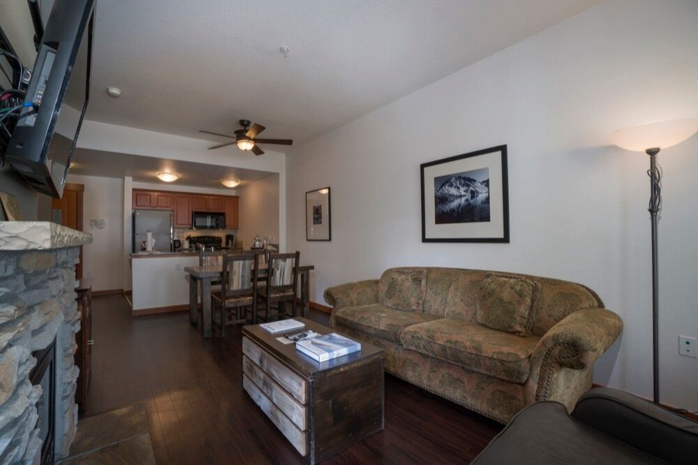 Grand Sierra Lodge 1 Bedroom Listed for 429,000
