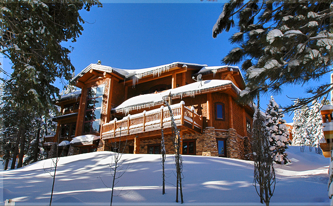 Lodestar Luxury Home on Sierra Star Golf Course in Snow