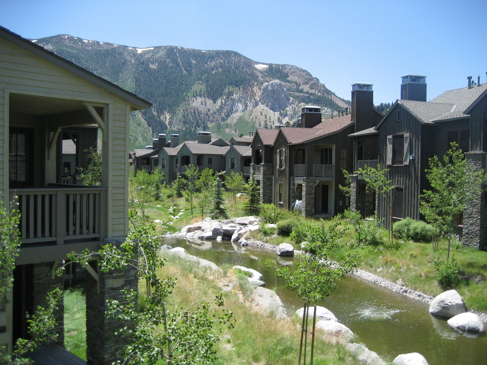The Lodges Luxury Townhome Rentals