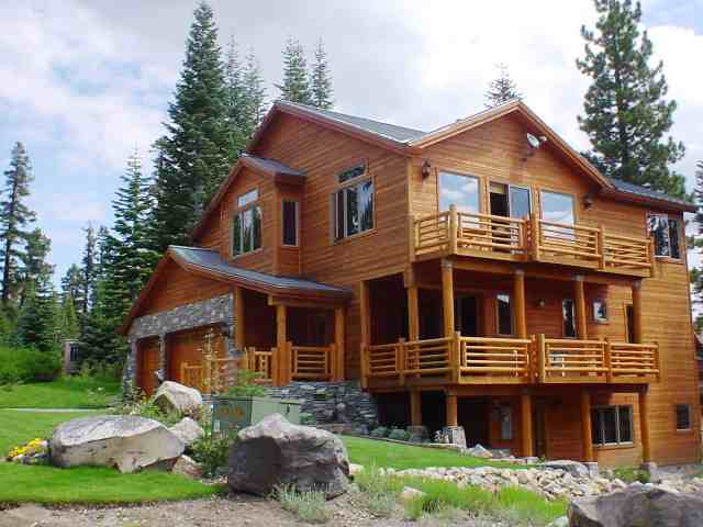 Typical Home in Mammoth Slopes