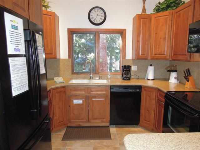 Meadowridge #12 Remodeled Kitchen