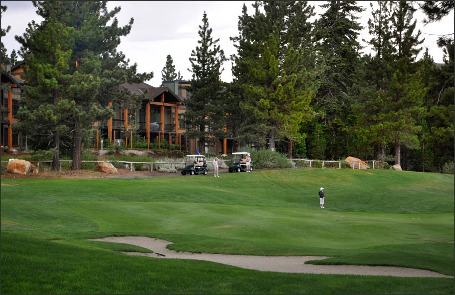 Sierra Star Golf Course in Summer