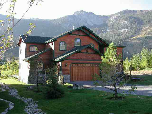 Snowcreek Fairway Ranch Home on Golf Course
