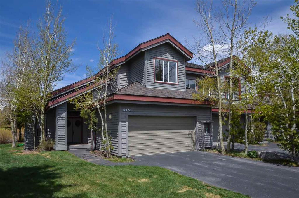 520 GOLDEN CREEK TOWNHOUSE ON THE SNOWCREEK MEADOW
