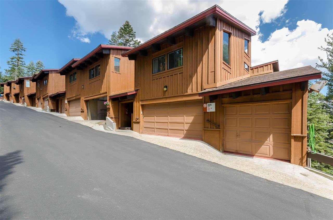 Timber Ridge Condos Exterior