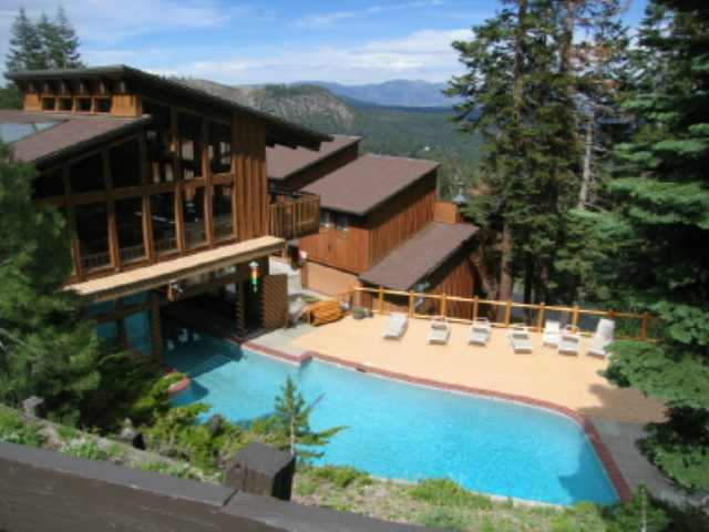 Timber Ridge Condos Swimming Pool