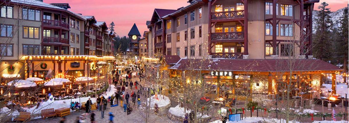 The Village Lodge Mammoth is the best income producing condo development in Mammoth