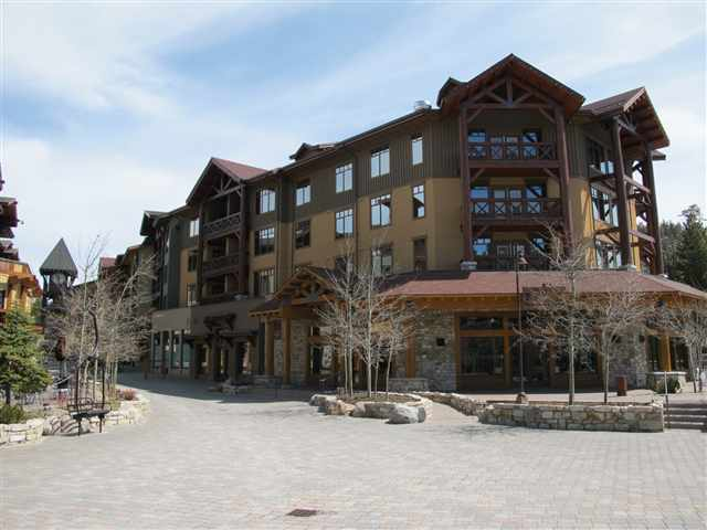 WHITE MOUNTAIN LODGE CONDOS EXTERIOR