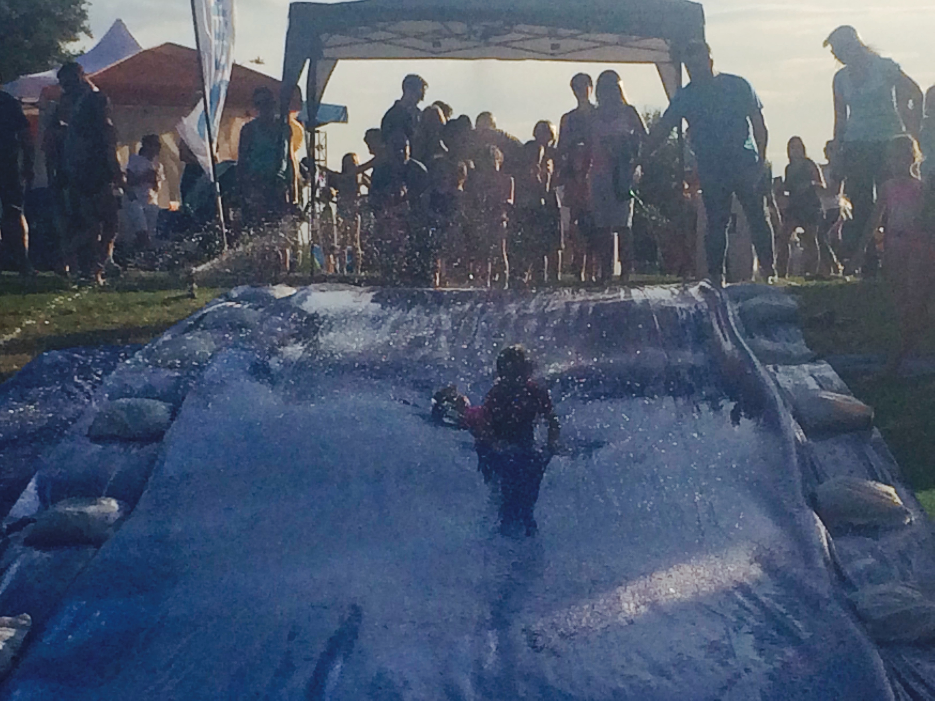Arant water slide