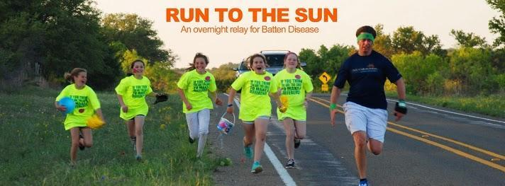 Gene Arant 2013 first leg of Run to the Sun