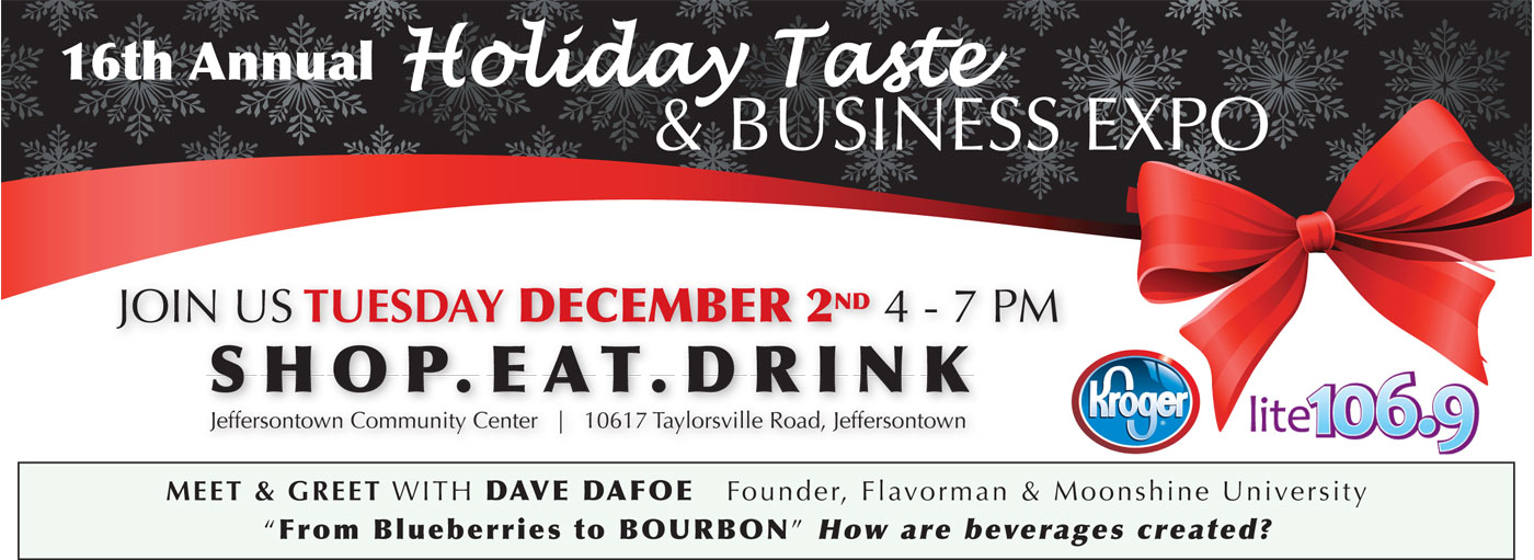 Lou-E's Annual Holiday Taste & Business Expo