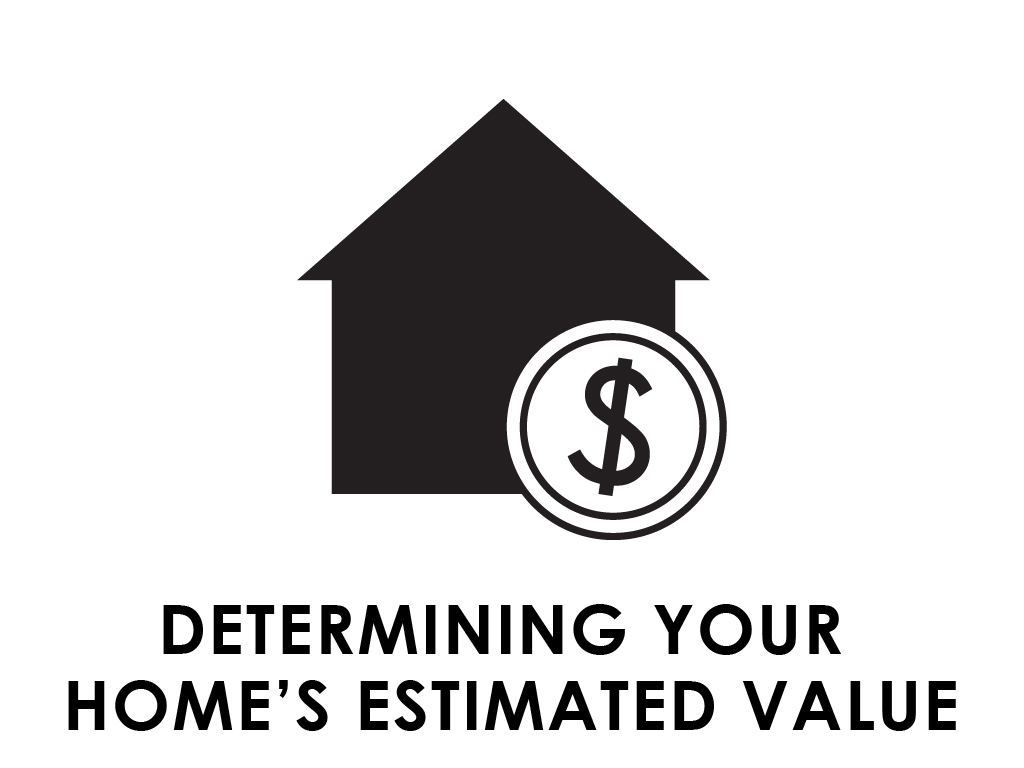 Determining Your Home's Estimated Value
