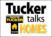 Tucker Talks Homes Logo