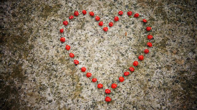Romantic Heart - Image Credit: https://www.flickr.com/photos/epsos/6180907719