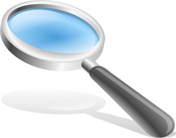 Magnifying Glass - Image Credit: http://pixabay.com/en/users/Nemo-3736/