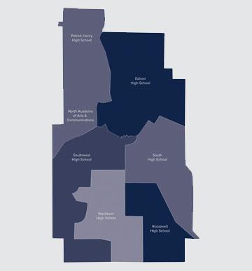 Minneapolis High Schools