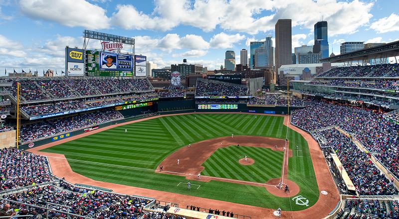Twins Stadium