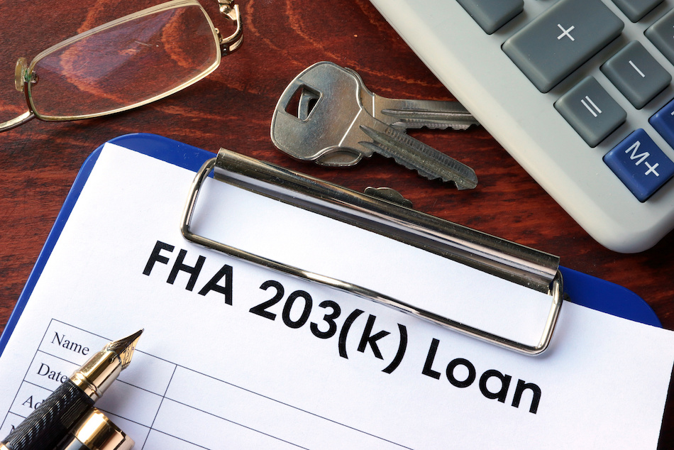 Understanding the 203k FHA Loan