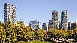 Downtown Bellevue, WA