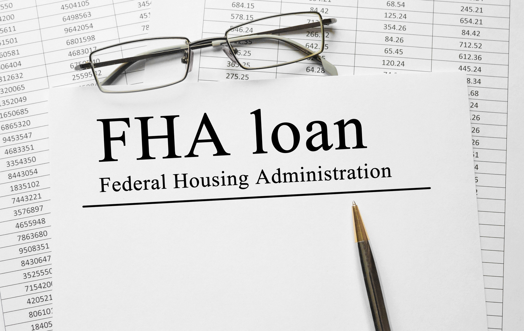 FHA Home Loan Basics